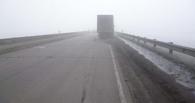 На трассе М6 «Каспий» легковушка столкнулась с грузовиком