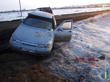 Тамбовчанин упал прямо под колёса своего авто