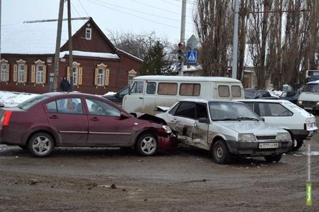 За 2 месяца на тамбовских дорогах пострадали 25 детей