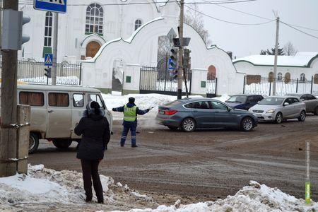 На Тамбовщине в каждом третьем ДТП страдает пешеход
