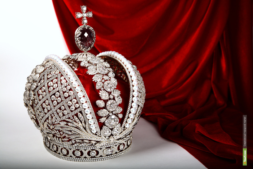 В Тамбов привезут реплику большой императорской короны