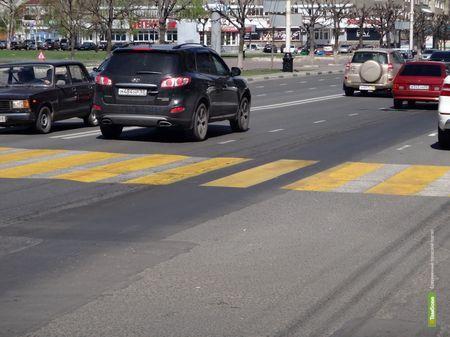 По центру Тамбова запретят ездить большегрузам
