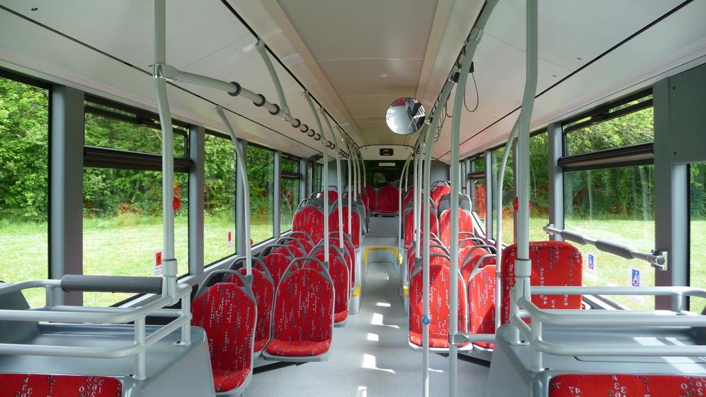 17 и 19 мая автобусы будут ходить по новому маршруту
