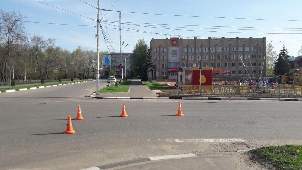 В Котовске пенсионер на иномарке сбил 6-летнего мальчика: тот переходил дорогу по пешеходному переходу