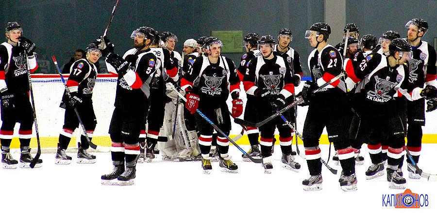 Хоккейный клуб «Тамбов» расторг контракты с тремя игроками