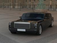 ЗИЛ заканчивает испытания лимузина для Путина