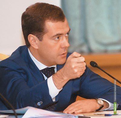 В Тамбов приедет Президент РФ