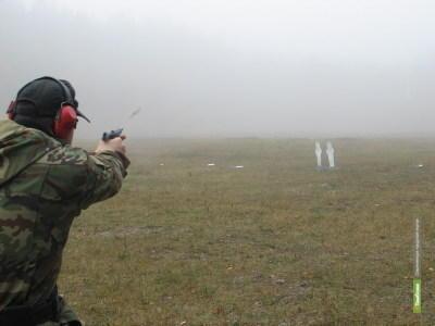 Тамбовчанин стал лучшим в практической стрельбе среди сотрудников силовых ведомств