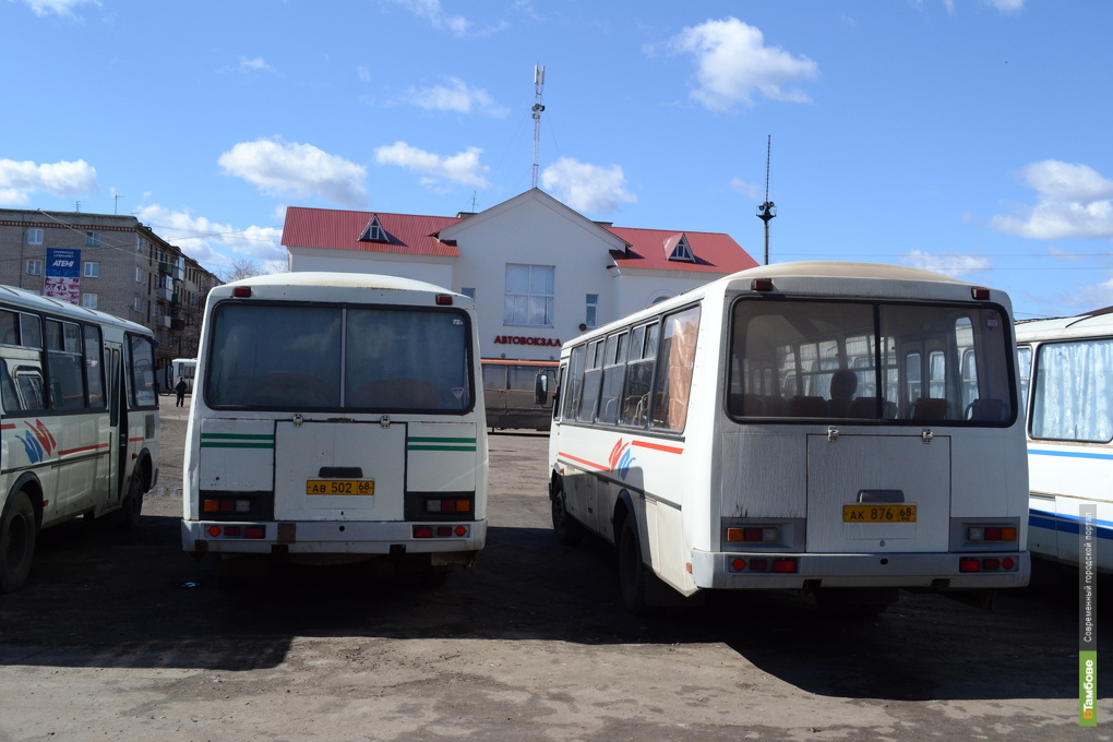 Тамбовчан-путешественников будут доставлять прямо к поезду