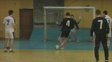 «Форвард» забрал Кубок мэрии по мини-футболу