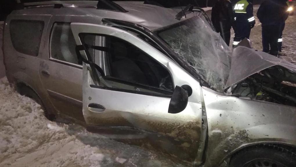 ДТП на трассе: один человек погиб и трое пострадали