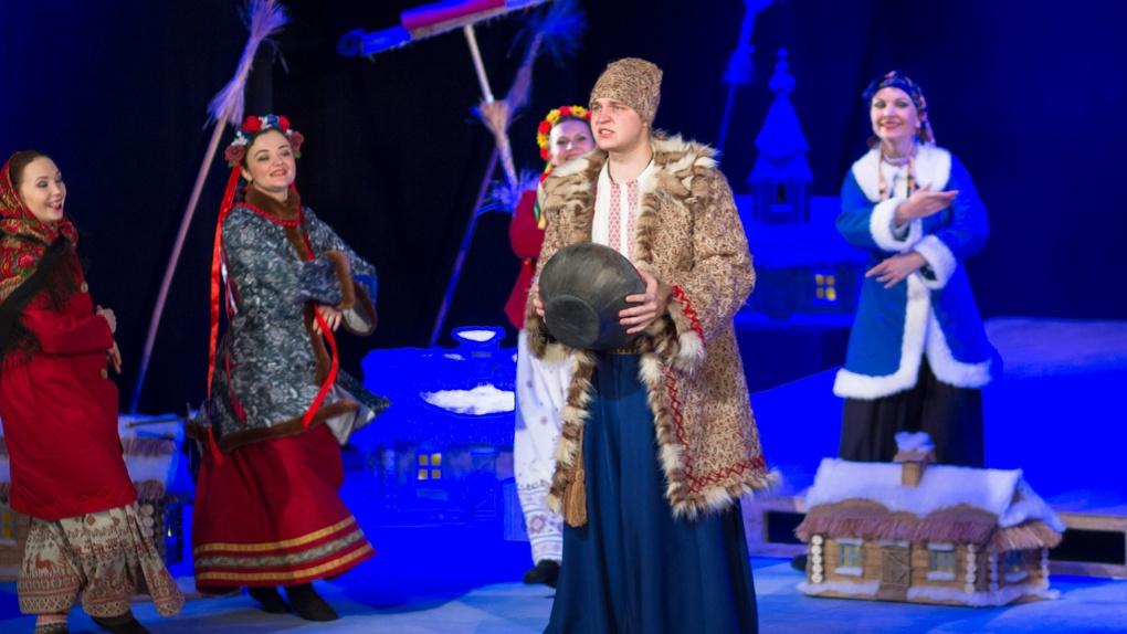 За новогодние праздники спектакли «Молодежки» посмотрели более 10 тысяч человек