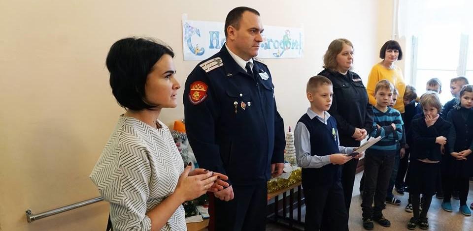 Четвероклассник из Моршанска помог женщине, пострадавшей в ДТП