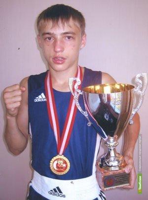 Тамбовский боксер будет защищать честь области на Всероссийских соревнованиях