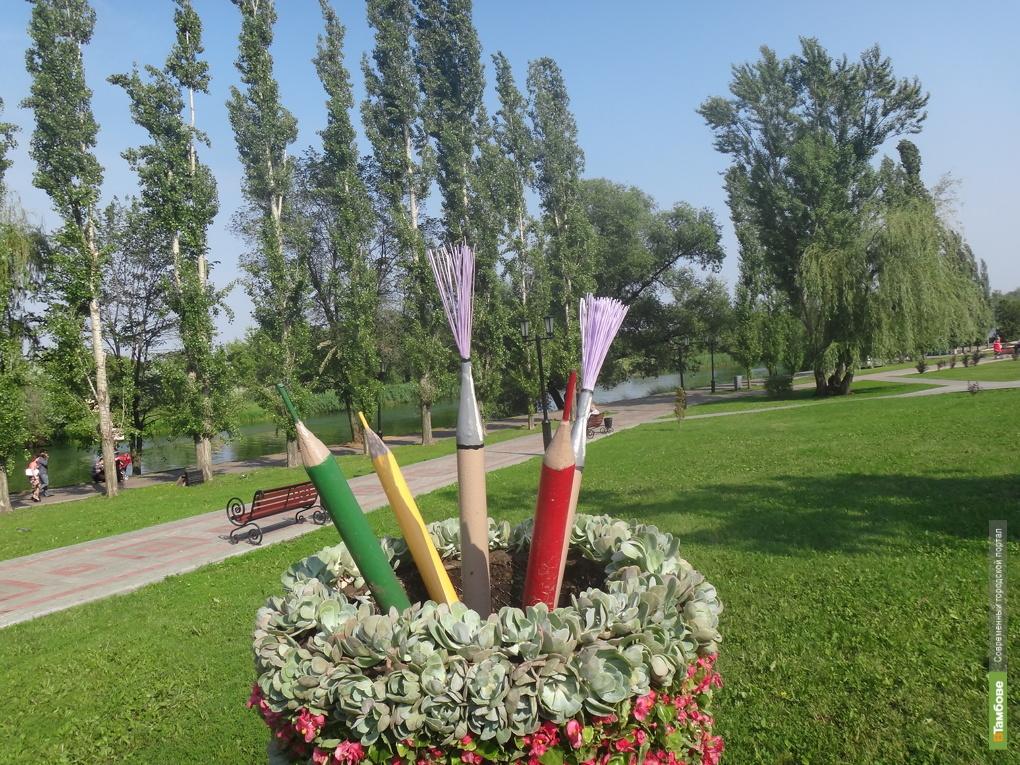 Городские власти сделали подарок художникам Тамбова