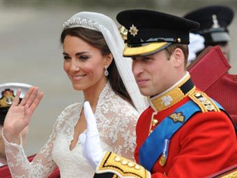 Журналы подсчитали доходы от свадьбы принца Уильяма