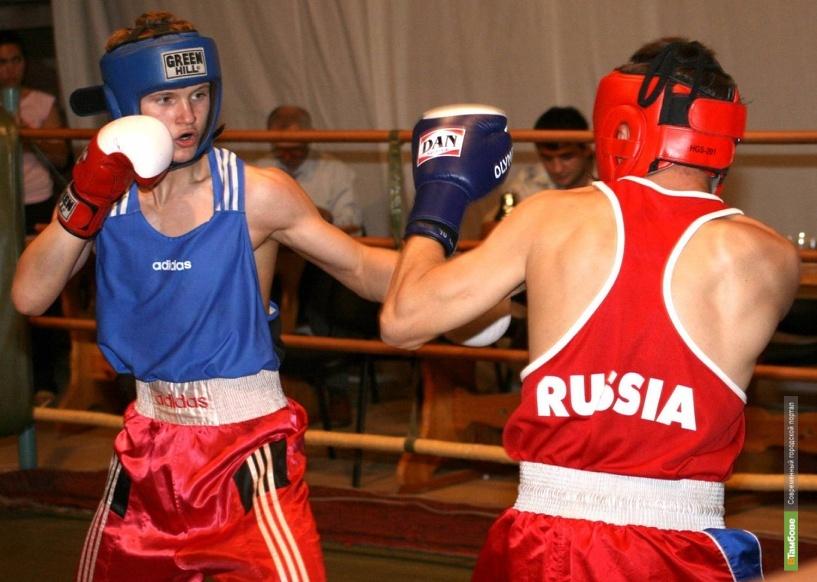 В Новороссийске лучшим боксером турнира стал мальчик из Моршанска