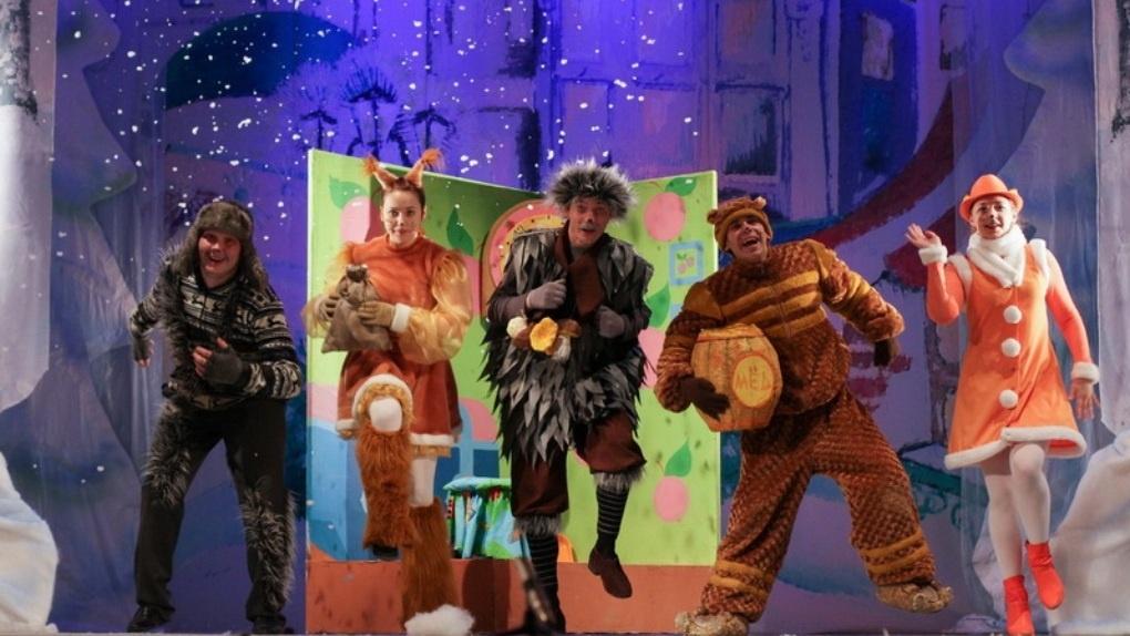 ТМТ приглашает маленьких тамбовчан и их родителей на зимнюю сказку «Ёжик и Ёлка»