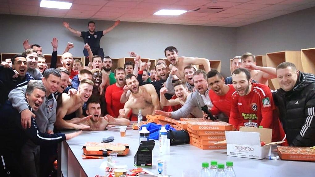 ФК «Тамбов» вопреки всем предсказаниям ушел на зимнюю паузу на 11-м месте. На 10-м – «Спартак»