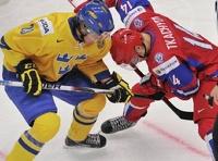 Российская молодежка проиграла шведам в полуфинале ЧМ по хоккею