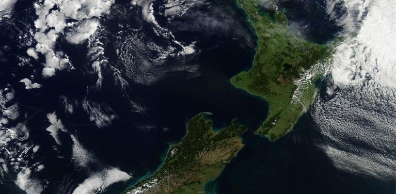 В Тихом океане нашли подводный континент
