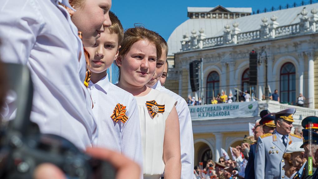 Ваш День Победы: 9 Мая в соцсетях тамбовчан