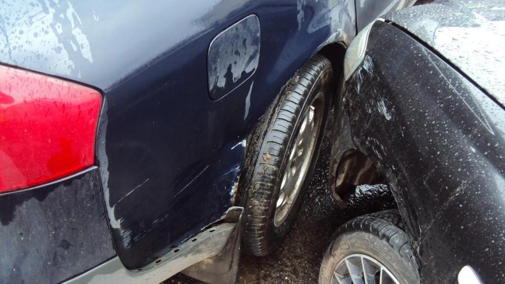 Тройное ДТП в Тамбове: двое пострадавших