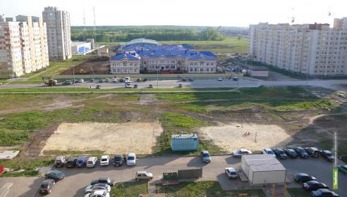 Власти Тамбова отказались разбить парк в микрорайоне «Московский»