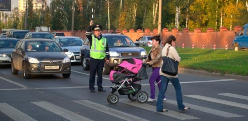 Тамбовские автоинспекторы проведут рейд на пешеходных переходах