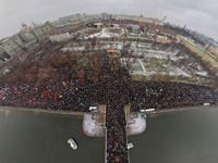В Москве снова митингуют: против выборов и всех-всех-всех