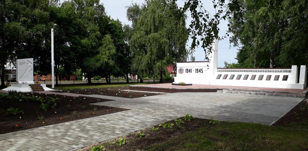 В области откроется 102-й мемориал погибшим в Великой Отечественной войне