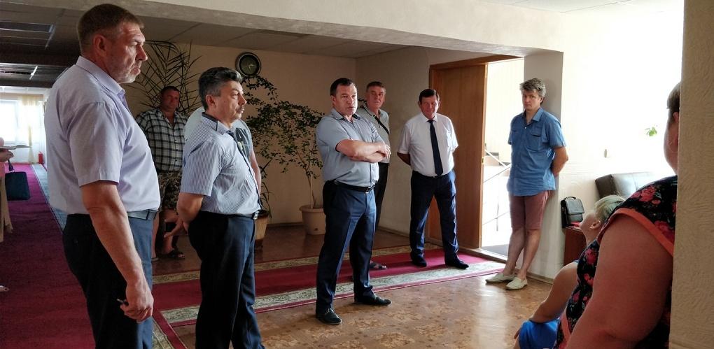 Семьи, пострадавшие во время обрушения дома в Мичуринске, переселят на съёмные квартиры
