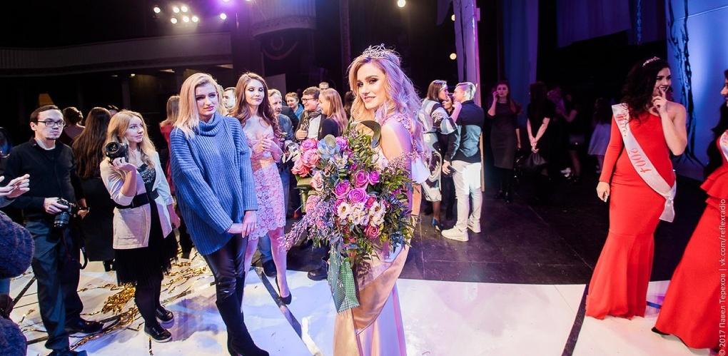 Мисс Тамбовская область-2017: победительницей стала первая красавица ТГТУ