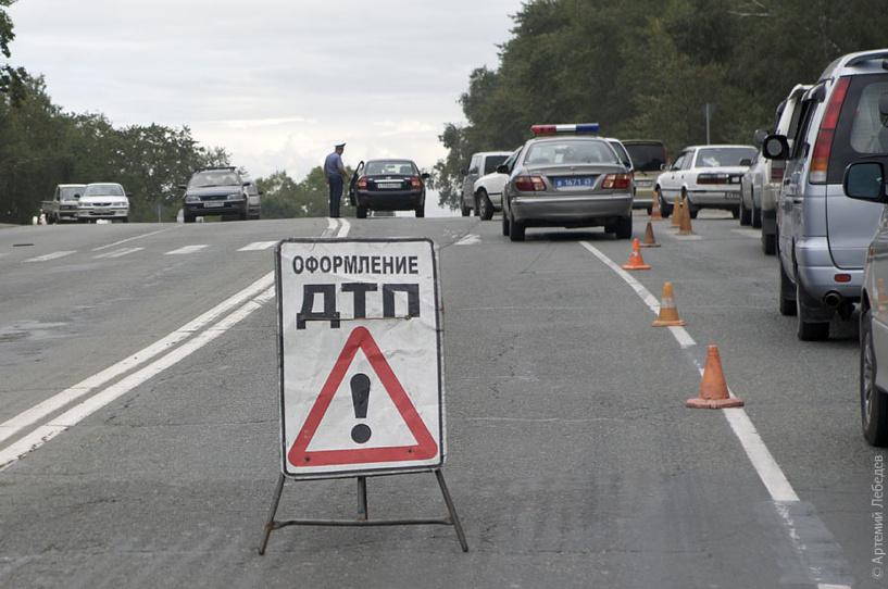 За неделю в ДТП пострадали семь несовершеннолетних тамбовчан