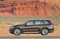 BMW показала внедорожник X5 нового поколения
