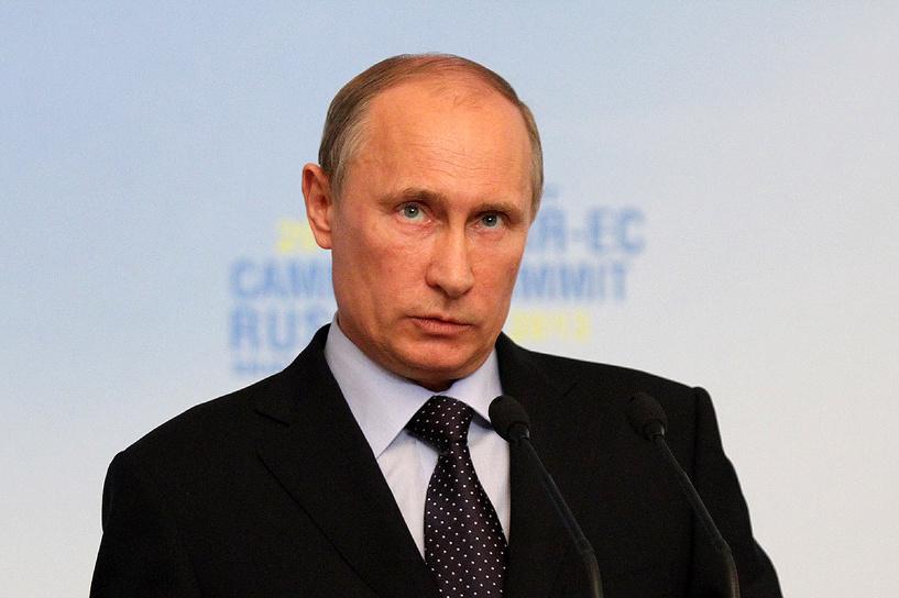 Популярность Путина среди россиян достигла высочайшего уровня