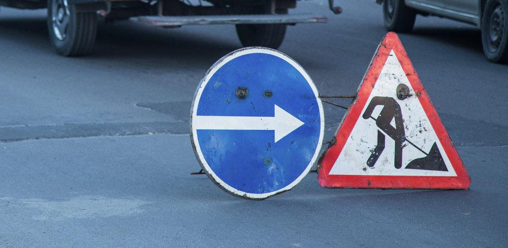 На Кронштадтской временно закроют движение