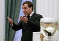 Дмитрий Медведев решил взяться за внешний имидж России