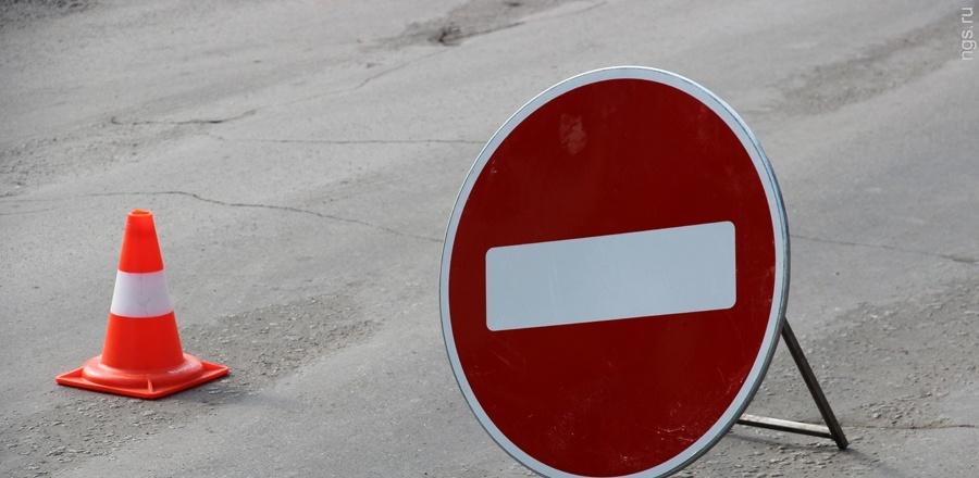 Из-за репетиции парада площадь Ленина закроют для машин