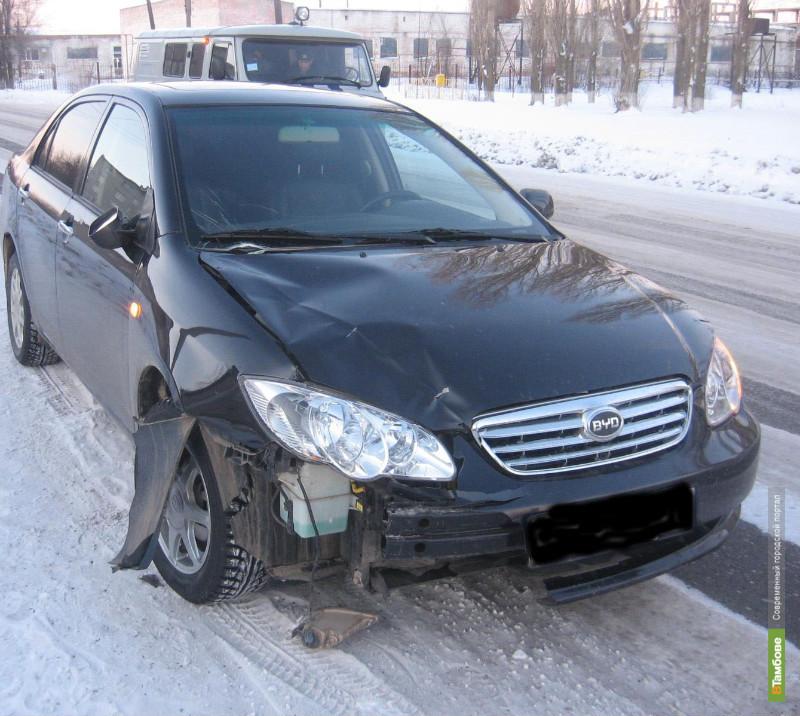 Пенсионерка погибла под колесами авто