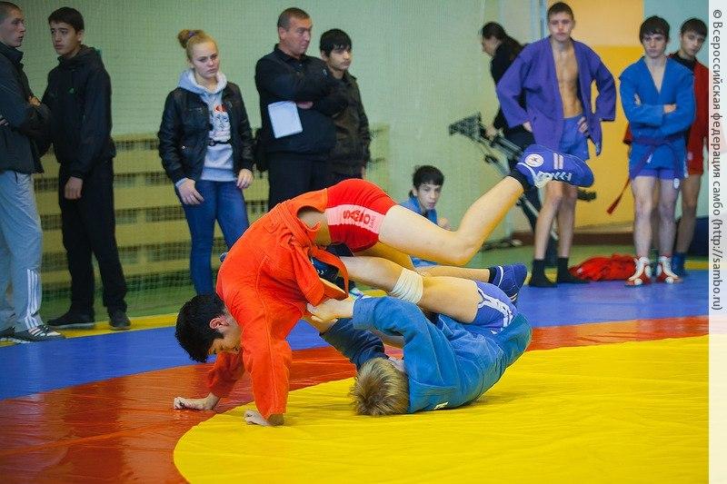 Спортивные события Тамбовщины: спорт в апреле
