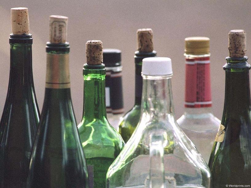 В Тамбове 28 бутылок алкоголя проверят на контрафакт