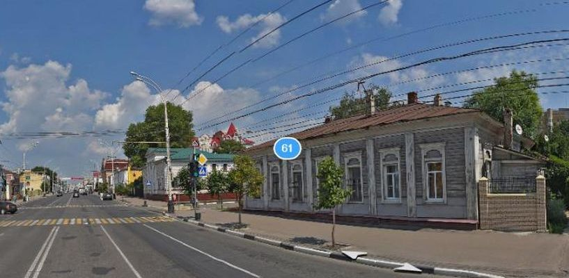 В Тамбове пытаются выяснить, кто портит памятник культуры и истории