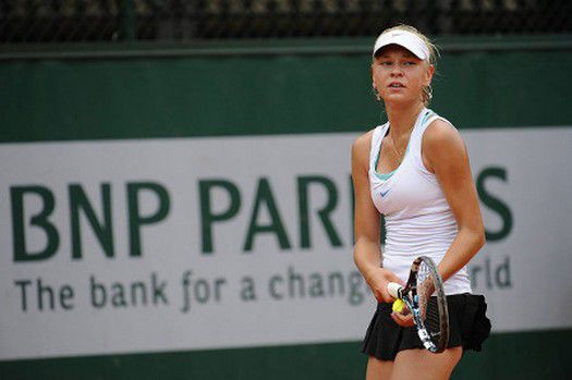 Тамбовская теннисистка потерпела поражение на чемпионате Европы