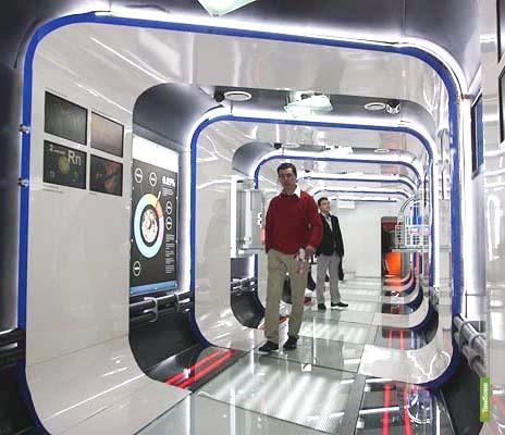 В Тамбов приедет выставка на колесах
