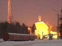 Обломки рухнувшего российского спутника пробили крышу дома