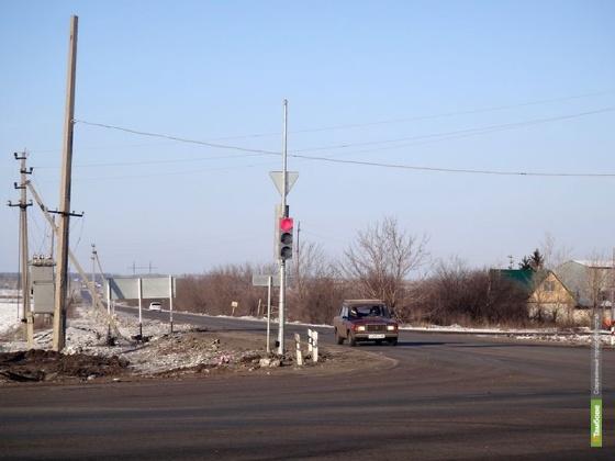 На трассах, идущих через Тамбовщину, продолжат ставить фонари на солнечных батареях