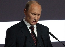 Путин сравнит закон о митингах с европейскими аналогами