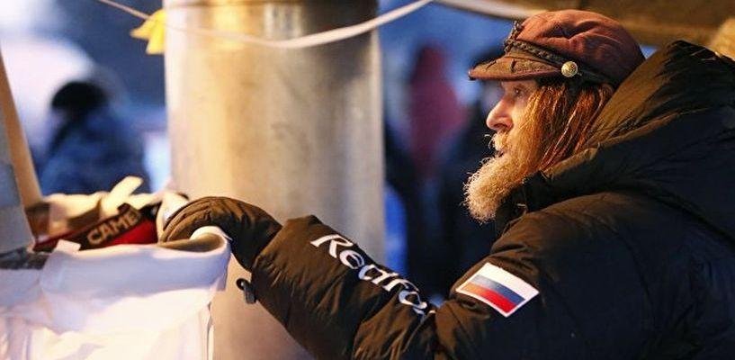 Федор Конюхов установил новый мировой рекорд