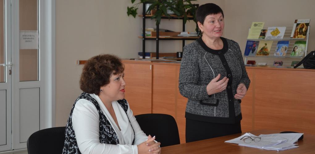 Президент Адвокатской палаты области провела открытую лекцию в Тамбовском филиале РАНХиГС